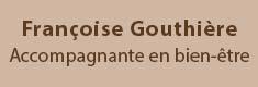 Gouthière Françoise - Massage – Reiki - Méditation